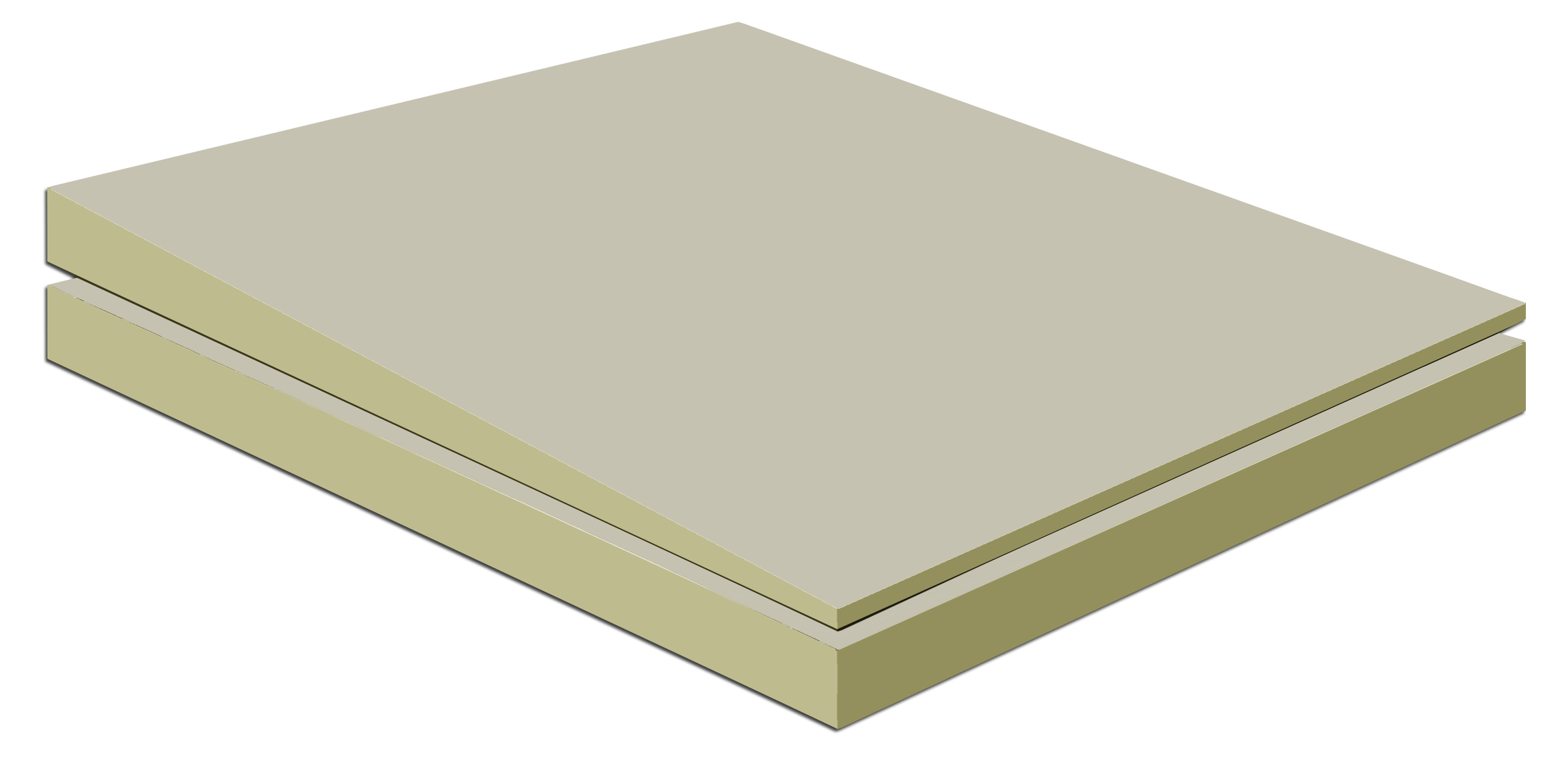 Modulr ts tapered division tapered roofing insulation tapered roof insulation tapered iso - Tapee d isolation ...